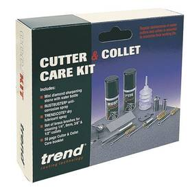 Cutter Collet Care Kit - Jyrsinterien tarvikkeet - CCC-KIT - 1